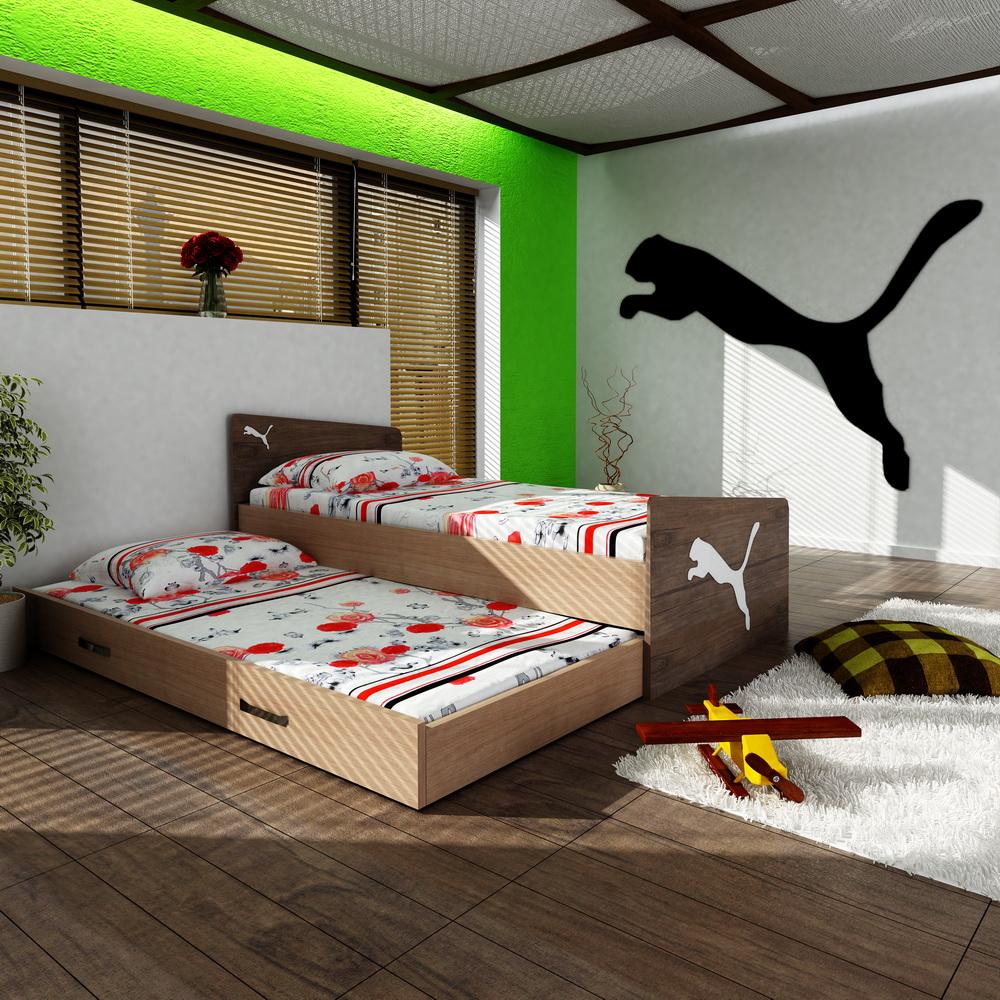 تخت مهمان یک نفره پوما